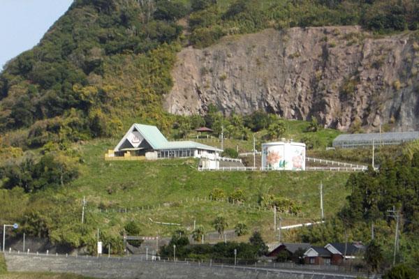 トロピカルガーデンかみかわ 錦江町 鹿児島県大隅半島温泉